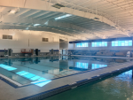 Newly renovated Temple HS swim center opens