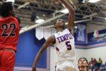 Wildcat Basketball vs. Harker Heights - 2nd Half