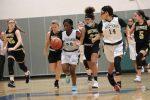 Travis girls 8th grade basketball results vs. Gatesville