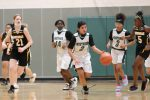 Travis girls 7th grade basketball results vs. Gatesville