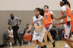 Lamar girls 8th grade basketball splits games with Bonham