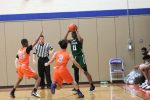 Travis Boys 8th Grade A Basketball vs. Bonham