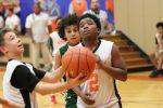 Bonham boys 7th grade basketball results vs. Travis
