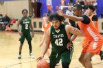 Travis boys 8th grade basketball results vs. Bonham