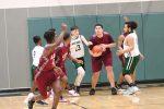 Lamar Boys 8th Grade A Basketball vs. Travis