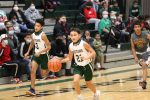 Travis 7th grade boys basketball results vs. Lamar