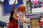 Freshman girls close out season with 39-23 loss to Heights