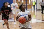 JV girls top Heights 30-15, end season on seven game win streak