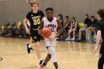 Lamar boys 8th grade basketball results vs. Gatesville