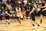 Lamar boys 7th grade basketball results vs. Gatesville
