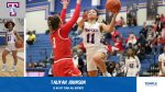 Taliyah Johnson selected 1st Team All-District