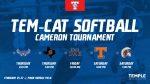 Tem-Cat Softball set to start Cameron Tournament on Thursday