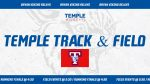 Temple track & field teams set to open season on Friday