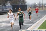 Travis Boys 8th grade track at the Travis Invitational