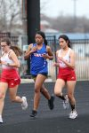 JV Girls Track - Temple Invitational - Running Events