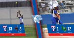 Tem-Cats go 1-1 on Day 1 of the NFCA Tournament