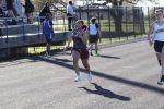 Lamar Girls 8th Grade Track at the Bonham Invitational