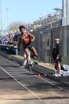 Lamar Boys 7th and 8th Grade Track at the Bonham Invitational - Field Events