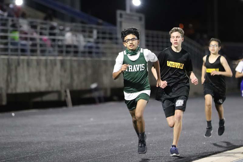 Travis Boys Track 7th and 8th Grade Track at the Bonham Invitational – Track Events