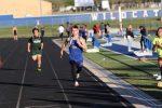 Bonham boys 8th grade track results from the Bonham Invitational