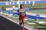 Lamar Girls 8th grade track results from the Bonham Invitational