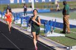 Travis girls 7th grade track takes 1st Place at the Bonham Invitational
