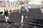 Travis boys 8th grade track takes team title of the Bonham Invitational