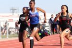 Tem-Cats have successful run at 12-6A, sending 10 events to Area Meet