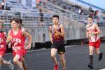 Lamar 7th grade boys have strong finish to track season