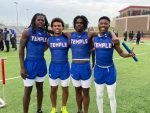 Wildcat track advances two individuals and one relay to regional meet