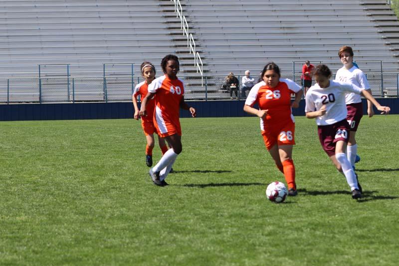 Bonham Girls Soccer vs. Lamar