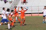 Denova, Flores hat tricks lead Bonham past La Vega 6-1