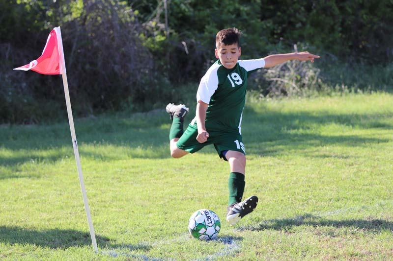 Travis Boys Soccer vs. Copperas Cove