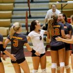 Lady Mavs Volleyball Sweep Zionsville