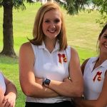 Lady Mav Golfers Edged Out by Logansport