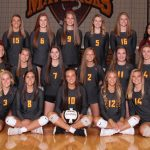 #9 Lady Mavs Volleyball top #5 Ranked Fishers Tigers