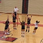 Lady Mavs Topple Twin Lakes in Straight Sets