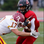 Mavericks Can't Keep Pace with Bronchos; Lose 47-12