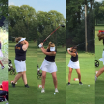 Girls Golf Wins Senior Night!