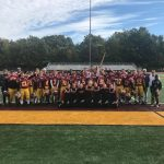 Freshman Football Sweeps Harrison