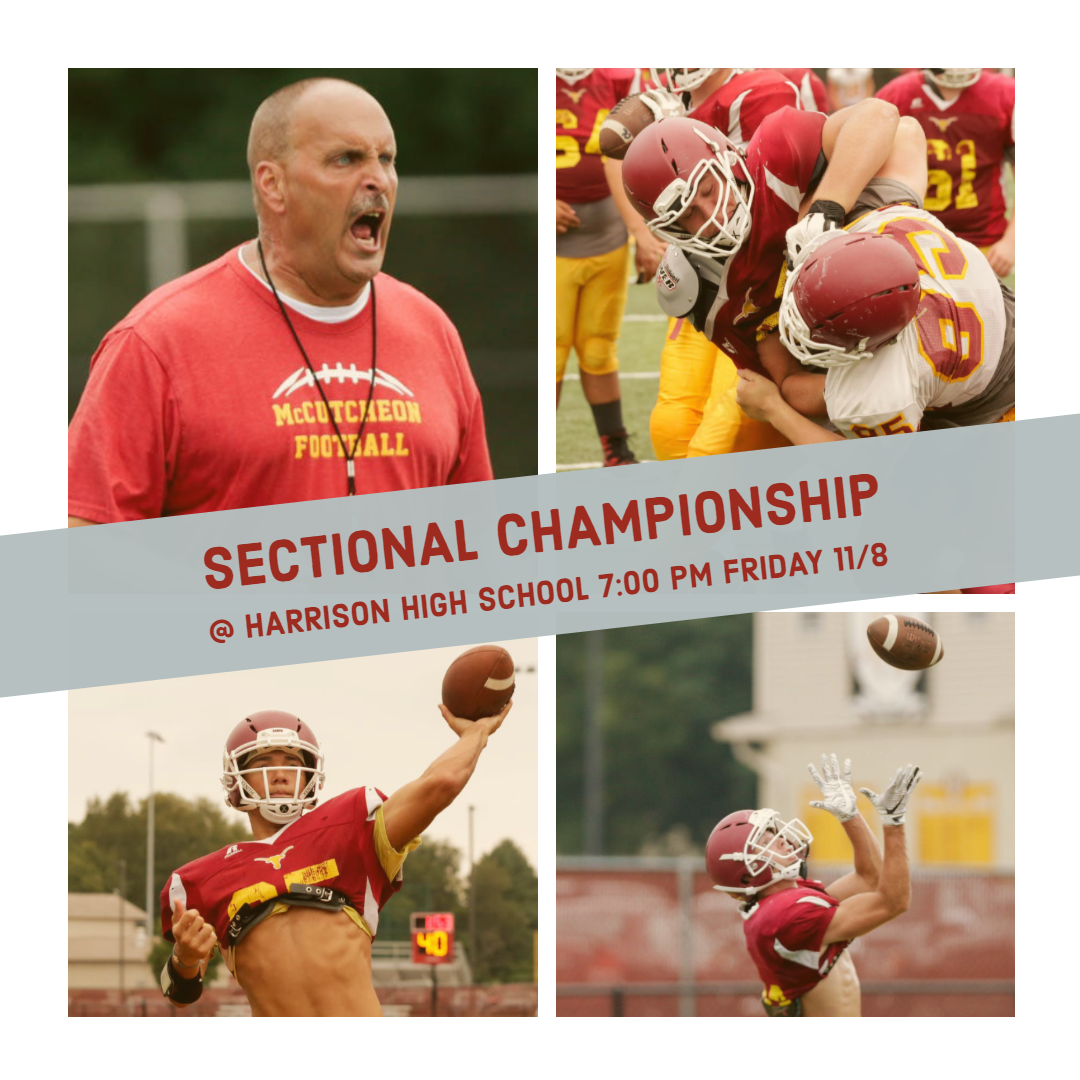Football Sectional Championship Tickets:  Pre-Sale Info