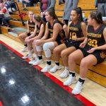 Girls Varsity Basketball beats Logansport 58 – 43