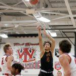 Boys Varsity Basketball falls to West Lafayette 43 – 29