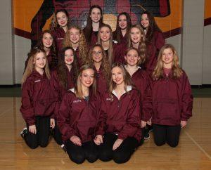 McCutcheon Dance Team