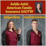 Adsit American Family Insurance SAOTW – Abigail Butts & Jonah McCutcheon
