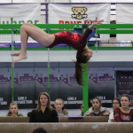 Maverick Gymnasts Perform Well in NCC Tune-Up