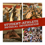 Student-Athlete Physical Information – 2021
