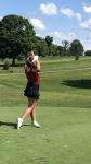 Girls Varsity Golf finishes 11th place at West Lafayette Invite