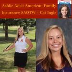 SAOTW – Catherine Ingle (Girls Golf)