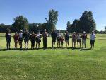 Girls Varsity Golf Beats Benton Central & Twin Lakes at Home